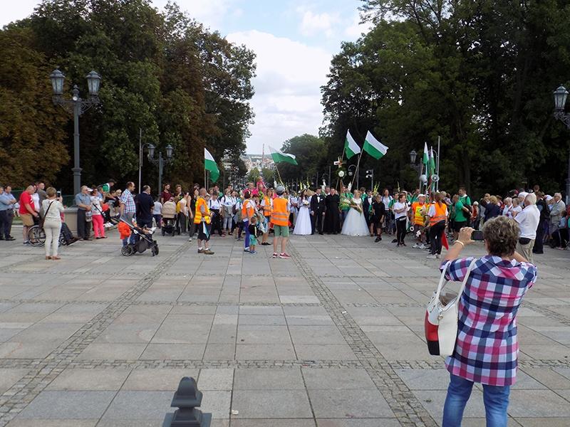 XXVI Sosnowiecka Piesza Pielgrzymka na Jasną Górę (13.08.2017) [154]