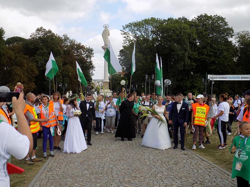 XXVI Sosnowiecka Piesza Pielgrzymka na Jasną Górę (13.08.2017) [156]