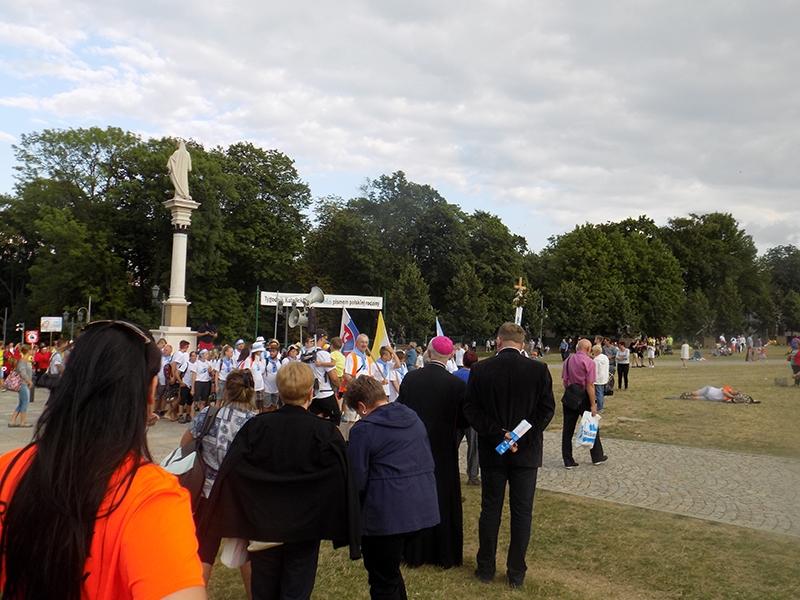 XXVI Sosnowiecka Piesza Pielgrzymka na Jasną Górę (13.08.2017) [164]
