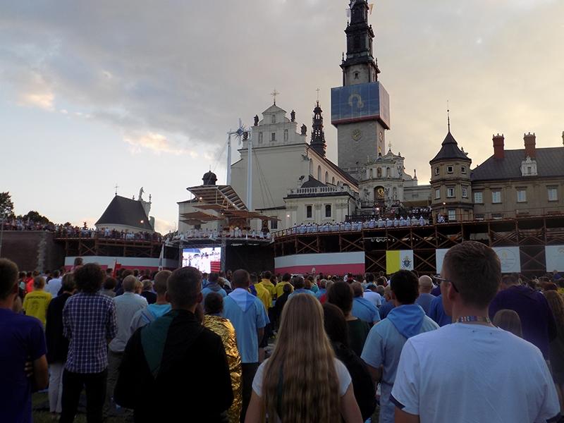 XXVI Sosnowiecka Piesza Pielgrzymka na Jasną Górę (13.08.2017) [171]