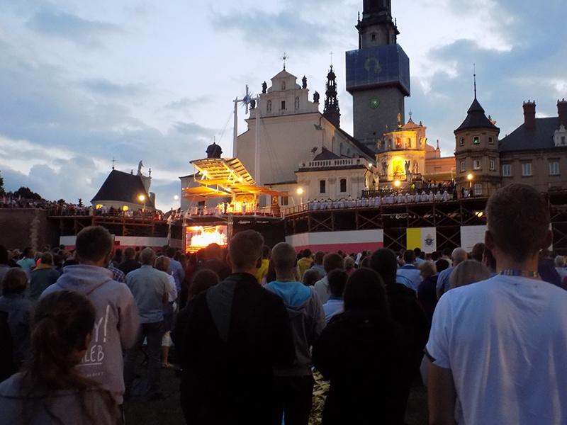 XXVI Sosnowiecka Piesza Pielgrzymka na Jasną Górę (13.08.2017) [177]