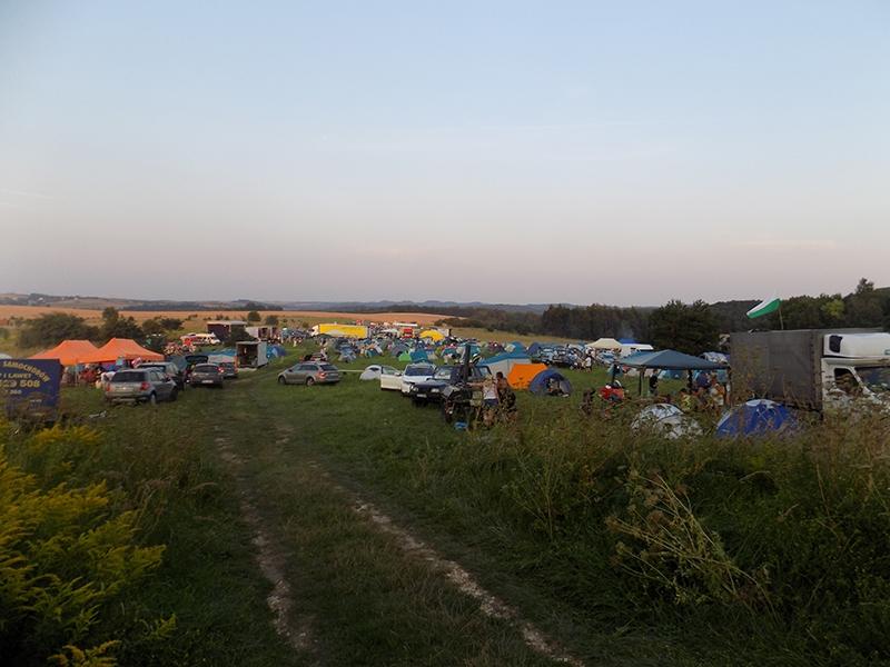 XXVII Sosnowiecka Piesza Pielgrzymka na Jasną Górę (09.08.2018) [020]