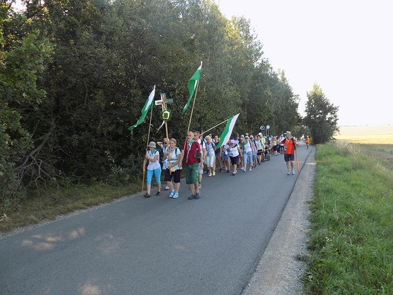 XXVII Sosnowiecka Piesza Pielgrzymka na Jasną Górę (10.08.2018) [022]