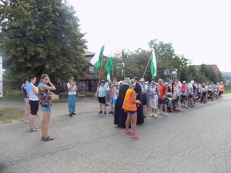 XXVII Sosnowiecka Piesza Pielgrzymka na Jasną Górę (10.08.2018) [024]