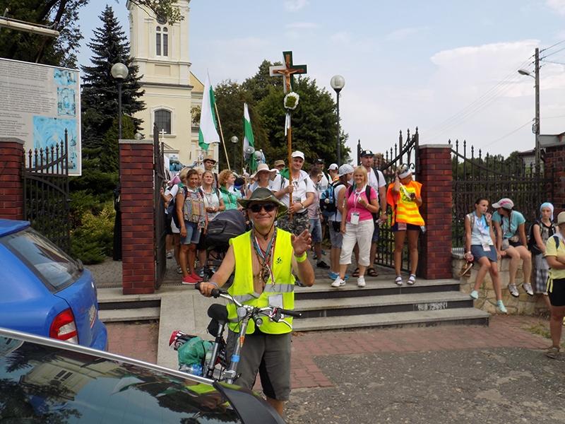 XXVII Sosnowiecka Piesza Pielgrzymka na Jasną Górę (10.08.2018) [028]