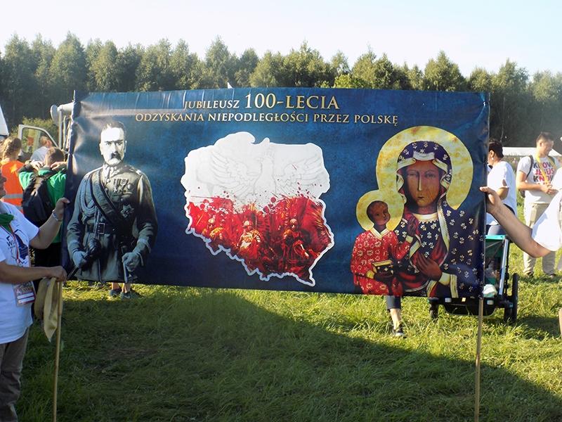 XXVII Sosnowiecka Piesza Pielgrzymka na Jasną Górę (13.08.2018) [076]