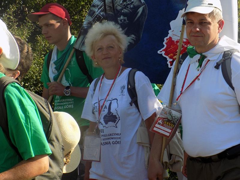 XXVII Sosnowiecka Piesza Pielgrzymka na Jasną Górę (13.08.2018) [078]