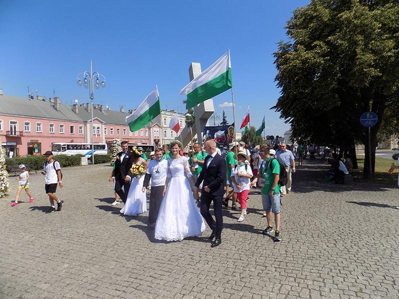 XXVII Sosnowiecka Piesza Pielgrzymka na Jasną Górę (13.08.2018) [087]