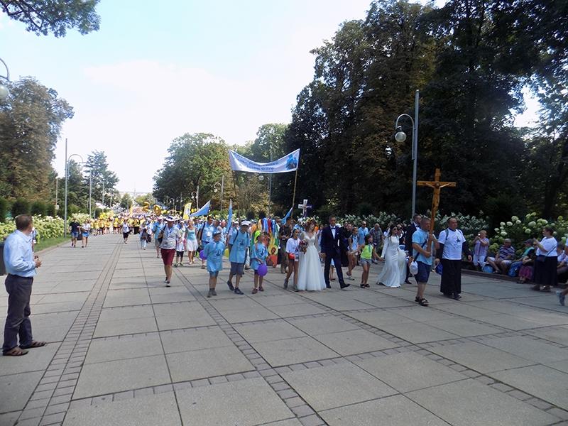 XXVII Sosnowiecka Piesza Pielgrzymka na Jasną Górę (13.08.2018) [094]