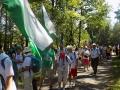 XXVII Sosnowiecka Piesza Pielgrzymka na Jasną Górę (13.08.2018) [084]