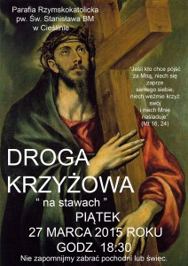 Droga Krzyżowa 2015 r.