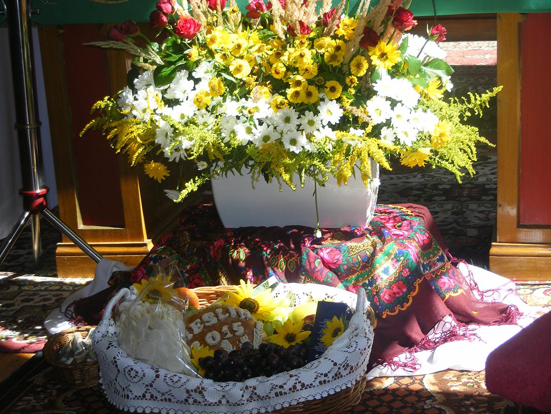 Dożynki Parafialne 2015 r. (30.08.2015)