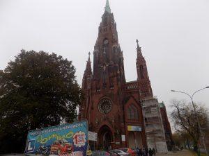 Pielgrzymka do Drzwi Świętych w Bazylice NMP Anielskiej w Dąbrowie Górniczej
