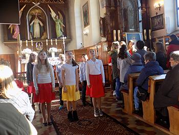 Przedstawienie o św. Janie Pawle II oraz ŚDM 2016