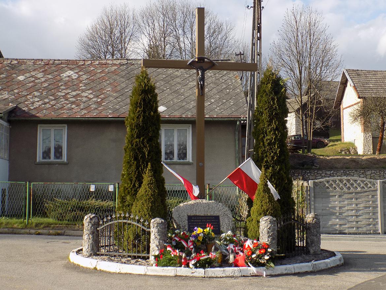 154 rocznica Bitwy pod Golczowicami 2017 r. (22.04.2017)
