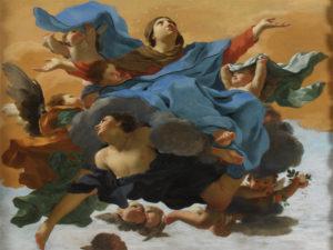 Charles Mellin - Asunción de la Virgen (Museo de Arte de Ponce, Puerto Rico)