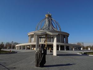 Pielgrzymka Diecezji Sosnowieckiej do Sanktuarium NMP Gwiazdy Nowej Ewangelizacji i św. Jana Pawła II w Toruniu (14.04.2018) (G)