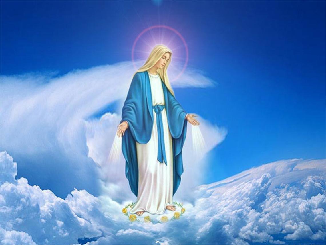 Maj... miesiąc Maryi