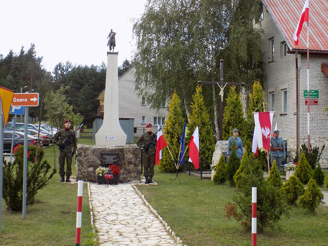 VI Piknik Historyczny JURA 1914 w Krzywopłotach (2019 r.)