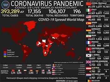 Koronawirus Pandemia (G)