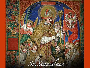 św. Stanisław BM (G)