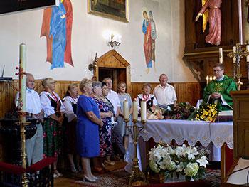 30-lecie kapłaństwa ks. Mariusza Wróbla 20.06.2021 r. (G)